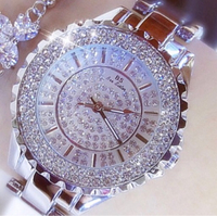 Silver Bee Sister Watch ""