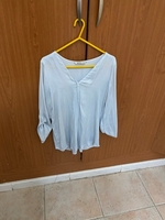 Used Stradivarious, blue shirt in Dubai, UAE