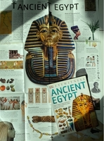 Used DK eyewitness Ancient Egypt textbook  in Dubai, UAE