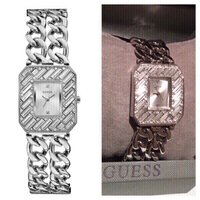 Used GUESS W0126L1 Dazzly bracelet watch  in Dubai, UAE