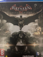 Used Batman PS4 CD in Dubai, UAE