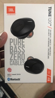 Used JBL Tune120 Wireless Ear-Buds Brand New in Dubai, UAE