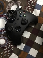 Used Xbox one controller black color in Dubai, UAE
