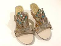 Used New Ladies Sandal Size 37 in Dubai, UAE