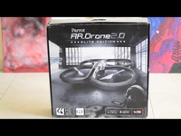 Used A.R 2.0 parrot drone NEW & never used in Dubai, UAE