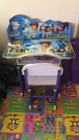 Used KIDS DESK(4 boys) table and chair set. in Dubai, UAE