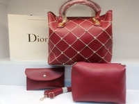 Used dior bag 3in1 in Dubai, UAE