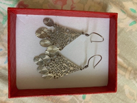 Used Silver 925 earrings  in Dubai, UAE