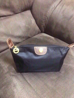 Long Champ pouch 👝-new -black