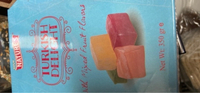 Used 2boxes of Turkish delight mixed fruits in Dubai, UAE
