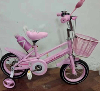 """Used New 16"""" (007) bicycle for girls in Dubai, UAE"""