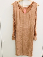 Used Shimmering party-dress -XL (29.9 inches) in Dubai, UAE