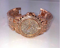 Used Lupai Fashion Watch rose gold in Dubai, UAE