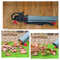 Used Skil garden leaf blower and shredder  in Dubai, UAE
