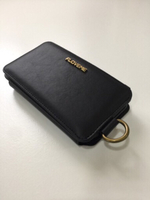 Black phone case/ Wallet new