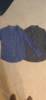 Used Shirts bershka 2 pcs size xxs  in Dubai, UAE