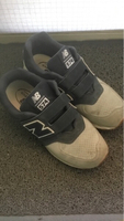 Used NB shoes size 37 for kids in Dubai, UAE