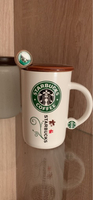 Used A Starbucks mug! in Dubai, UAE