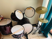 Used Drum set in Dubai, UAE