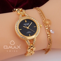 Used New!! Original Omax Ladies Watch in Dubai, UAE