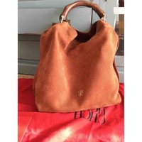 Used CH suede bag  in Dubai, UAE