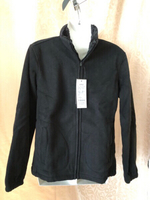 Used Cardigan man size XL new black  in Dubai, UAE