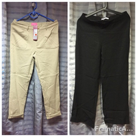 2pcs Ladies pants New