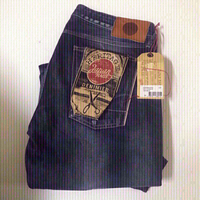 Jeans  (japan rage)blue-size 33