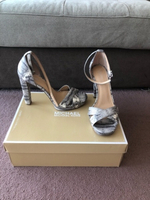 Used Michael Kors sandals size 40 new in Dubai, UAE