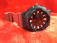 Used Gshock super class A red in Dubai, UAE