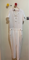 Used White overall from pinko XL  in Dubai, UAE