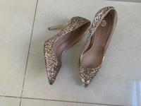 Used River island evening shoes size 37 in Dubai, UAE