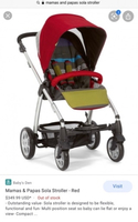 Used Mamas and Papas stroller in Dubai, UAE