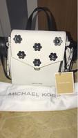 Used Michael Kors New White Authentic Backbag in Dubai, UAE