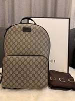 Used GUCCI Original GG Supreme Backpack in Dubai, UAE