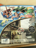 Used Dream land and danial restaurants coupon in Dubai, UAE