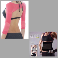 Used Arm Shaper/ Elastic Waist Burning Band  in Dubai, UAE
