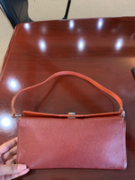 Used Salvatore ferragamo clutch bag authentic in Dubai, UAE