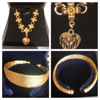 Bundle offer 18K plated