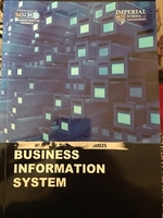 Used Business Information System- MBA Book in Dubai, UAE