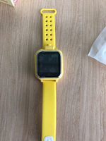 Used GPS tracker, smart watch - yellow in Dubai, UAE