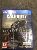Used CALL OF DUTY ADVANCED WARFARE (Ps4) in Dubai, UAE