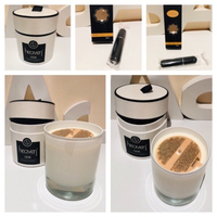Used Deborah Mitchell candle &2 Parfume spray in Dubai, UAE