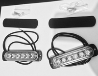 Used Car LED Warning Flash 2 pcs in Dubai, UAE