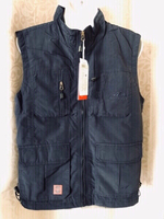 Used Men's vest black size M/L 170/88A in Dubai, UAE