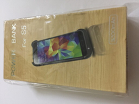 Used samsung S5 power bank case in Dubai, UAE