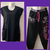 Used Blouse & Jogger/ XL&3XL in Dubai, UAE