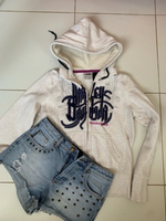 Used Hoodie and shorts combo in Dubai, UAE