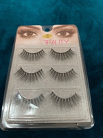 3pcs eyelashes