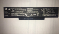 Used LG laptop Battery Model BTY-M66 in Dubai, UAE